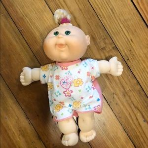 Cabbage Patch newborn